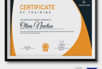 Fascinating Robotics Certificate Template