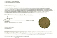 Simple Marriage Counseling Certificate Template