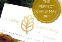 Top Spa Gift Certificate