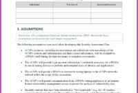 Amazing Vulnerability Management Policy Template