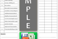 Free Quality Management System Template For Construction