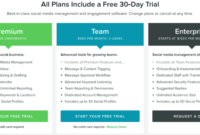 Free Social Media Management Proposal Template